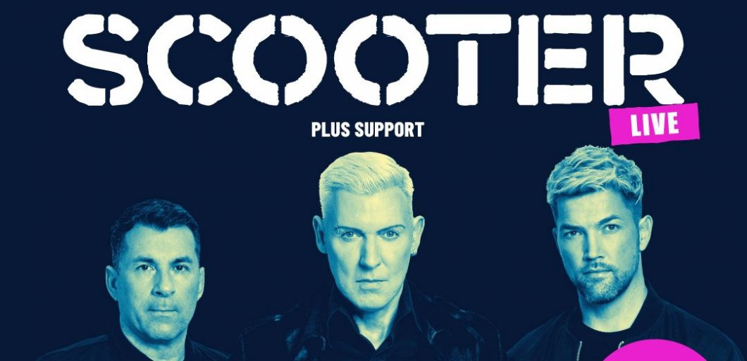 Scooter announce special show in Peterborough