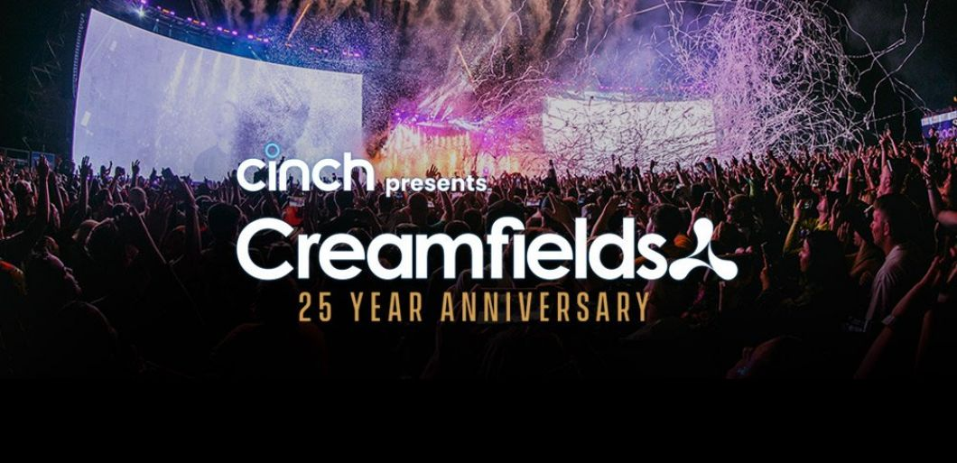 Creamfields announce epic party to mark 25 year anniversary in 2022