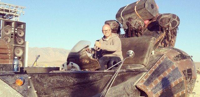 Dave Seaman remembers Burning Man