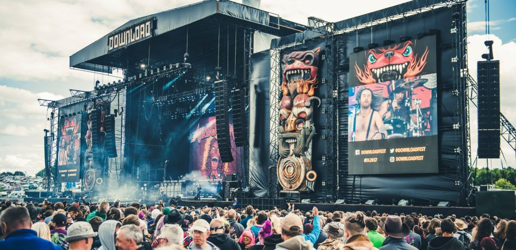 Virgin's Guide: Download Festival