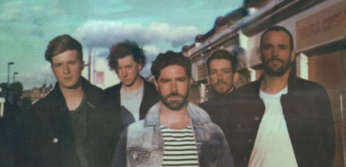Foals premiere 'Mountain At My Gates' on Radio 1