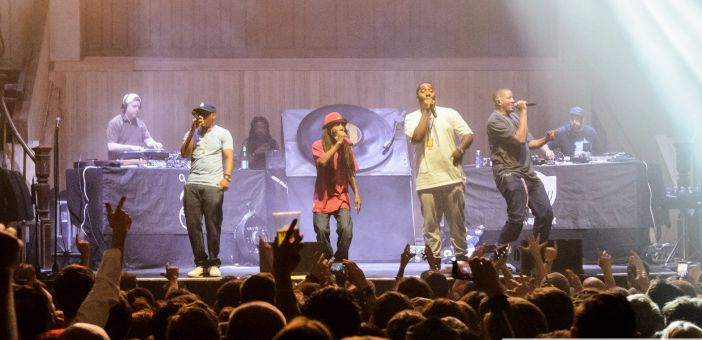 Jurassic 5 at The Albert Hall, Manchester review
