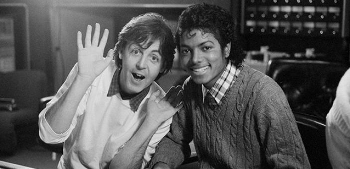Paul McCartney and Michael Jackson's 'Say Say Say' gets a remix