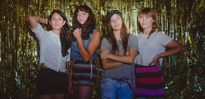 La Luz at The Eagle Inn in Salford review