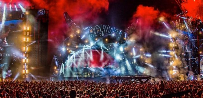 AC/DC add UK dates to European leg of Rock or Bust tour