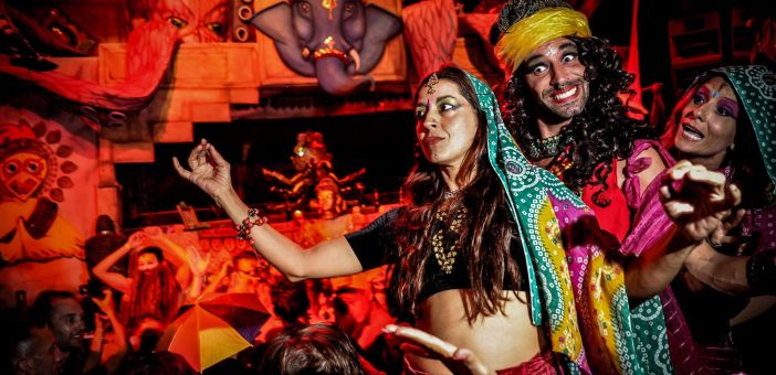 Circus brings Elrow to Liverpool this May