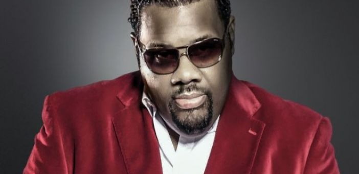 Fatman Scoop performs at primary school in Liverpool