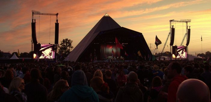 Five of the best acts at Glastonbury Festival