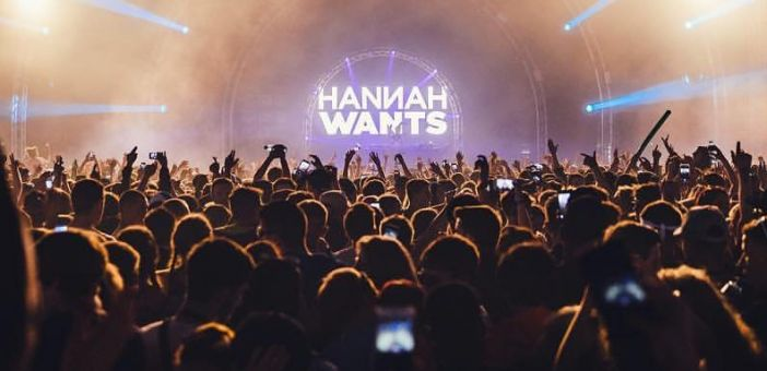 Hannah Wants heads on a Scottish weekender