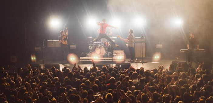 Maximo Park, Kyle Falconer and Bez set for Glabstonbury in Manchester