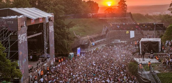 Exit Festival 2020.Exit Festival In Serbia Returns In July 2017