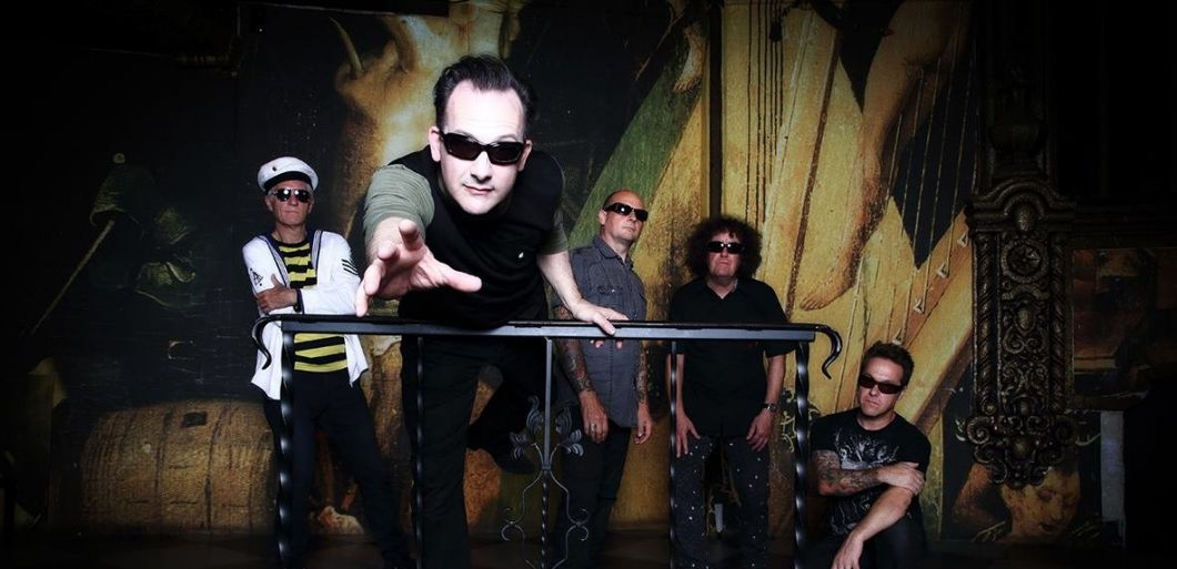 The Damned top Camden Rocks line up announcement