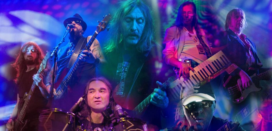 Space rockers Hawkwind head out on 'Into the Woods' tour