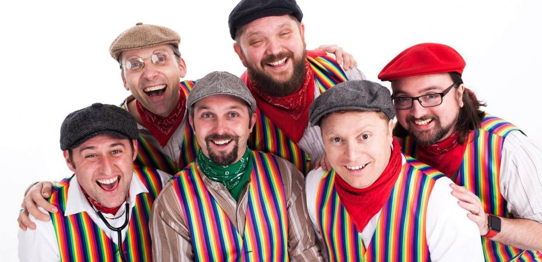 Comedic folk band The Lancashire Hotpots UK dates
