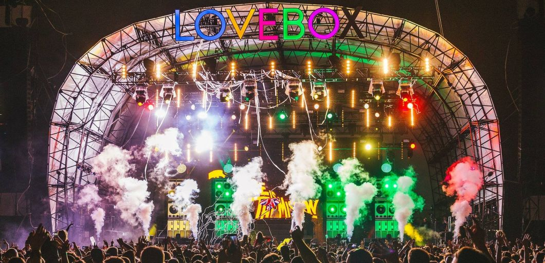 Lovebox 2017 unveils stage splits and adds more acts to line up