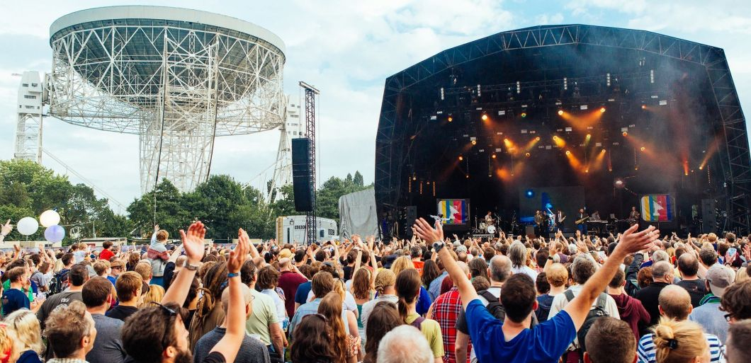 Win a pair of tickets and camping for Bluedot Festival 2017