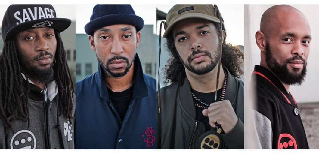 Golden age hip hop dons Souls Of Mischief hit the UK in June