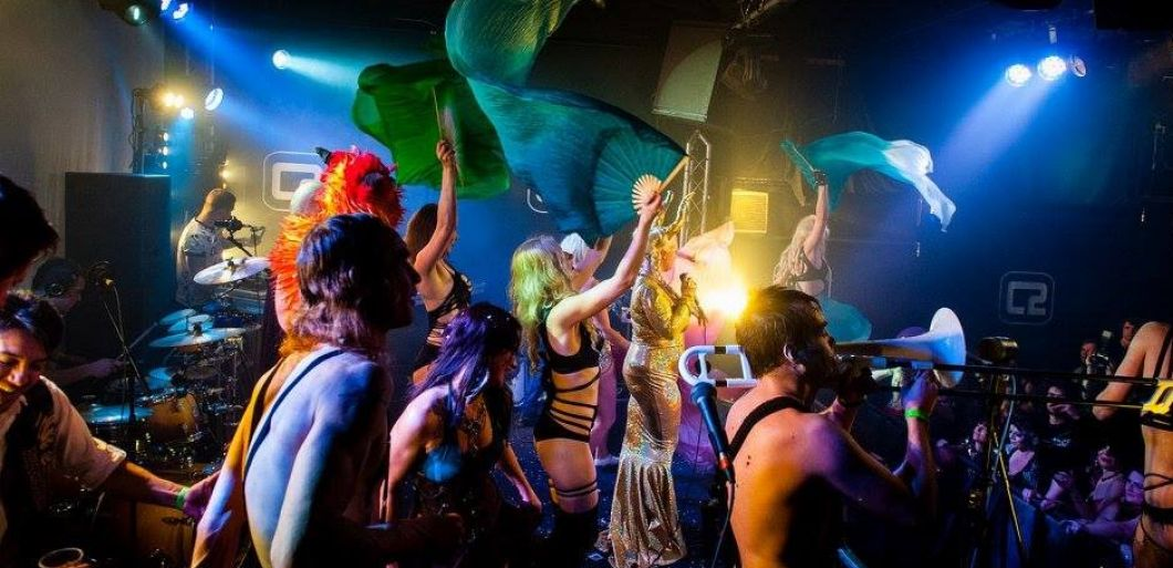 Carnival bring Boomtown Gatherings party to Brighton