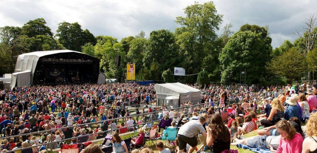 Belladrum Tartan Heart Festival 2017 unveils details of new stage