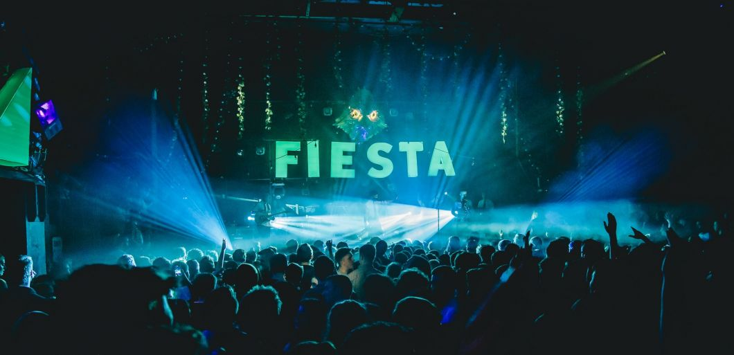 The Mouse Outfit and General Levy to play Fiesta in the Jungle