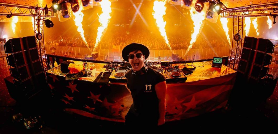 Timmy Trumpet returns to the UK