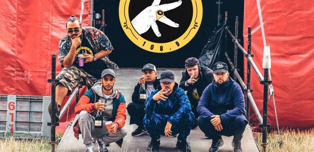 Kurupt FM gear up for Lost Tape tour