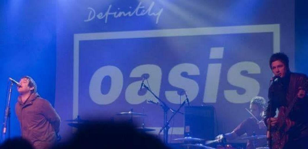 Win a £50 pound bar spend for 'Definitely Oasis'