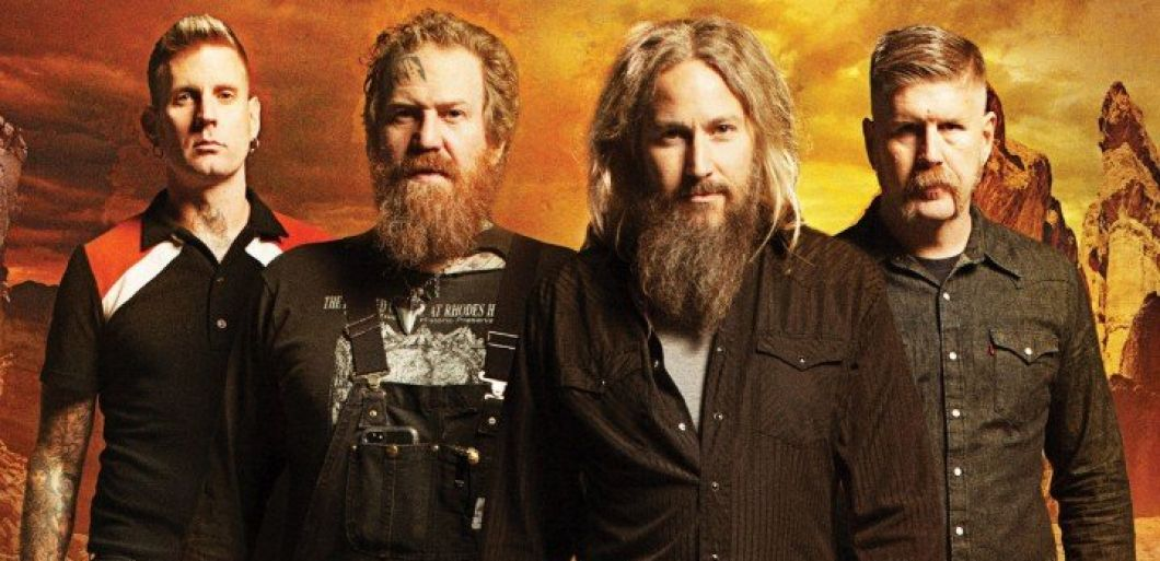 Heavy metal giants Mastodon bring the noise to North East show this winter