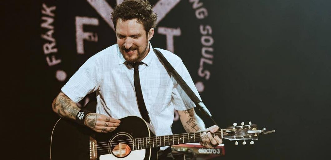 Frank Turner Liverpool show unveiled as part of Independent Venue Week