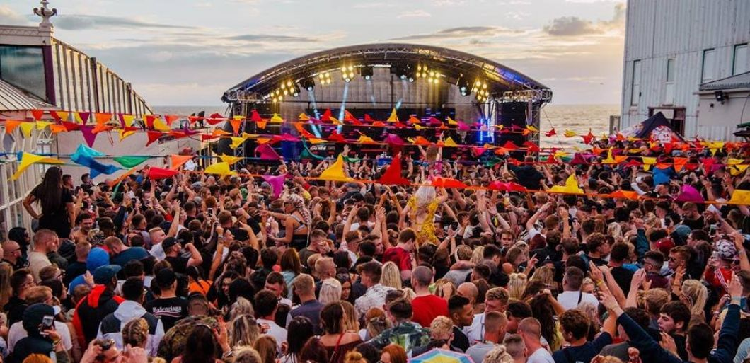 Find Pier Jam tickets for the return to Blackpool Pier