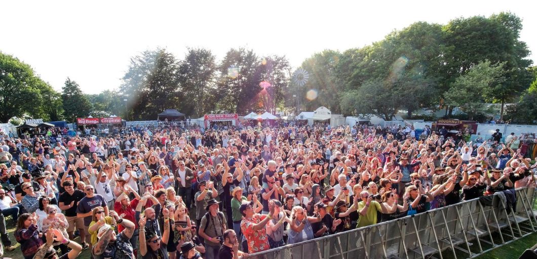 Tickets for Weyfest 2020 are now on sale