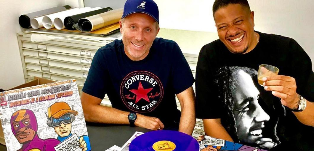 Krafty Kuts and Chali 2na announce U.K. live dates