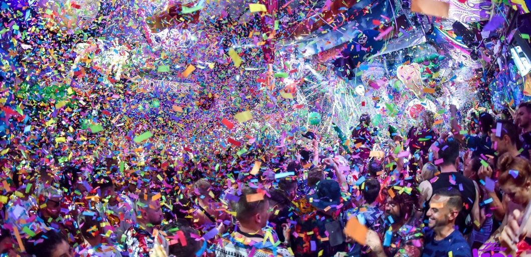 elrow partners with WHP for its biggest indoor festival