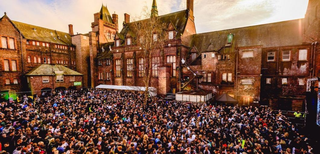 Defected to throw all-day house rave at abandoned psychiatric hospital