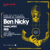 Hellfire Announce Liverpool Show With Ben Nicky, Corey James & Many More!