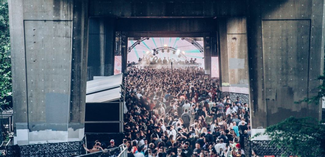 Junction 2 lineup revealed: Amelie Lens, Four Tet, Nina Kraviz, Midland