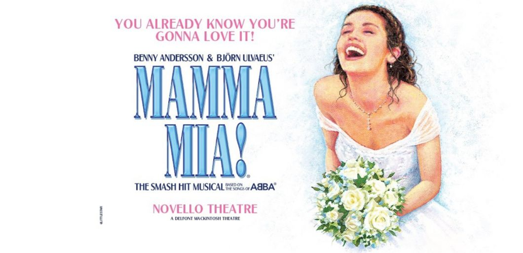 Sing along to Skiddle's top five ABBA hits at Mamma Mia! The Musical