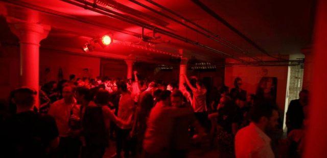 Manchester DJs High Five for MCR
