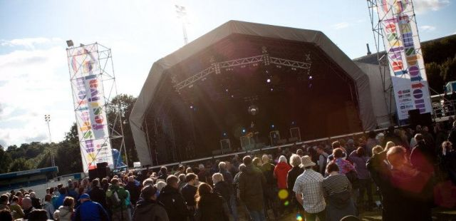 Ramsbottom Festival: stage times announced