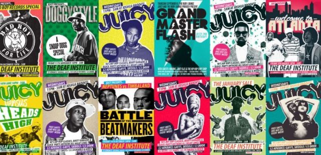 Juicy Manchester turns three with FREE party at Gorilla this Saturday