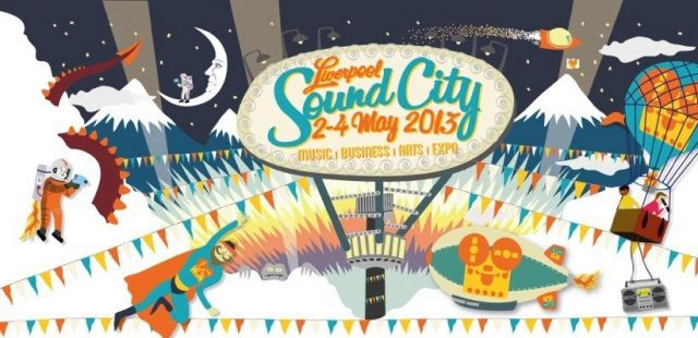 Liverpool Sound City announces more than 150 new acts