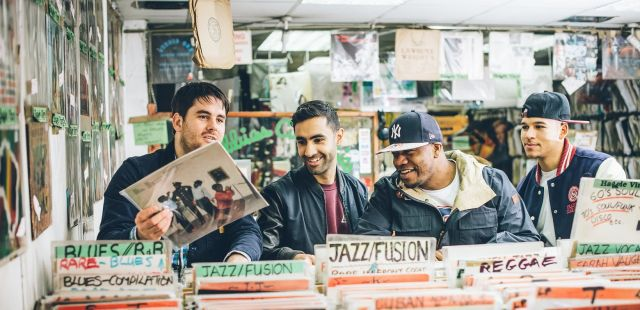 Rudimental: We've learnt to vibe on the chaos