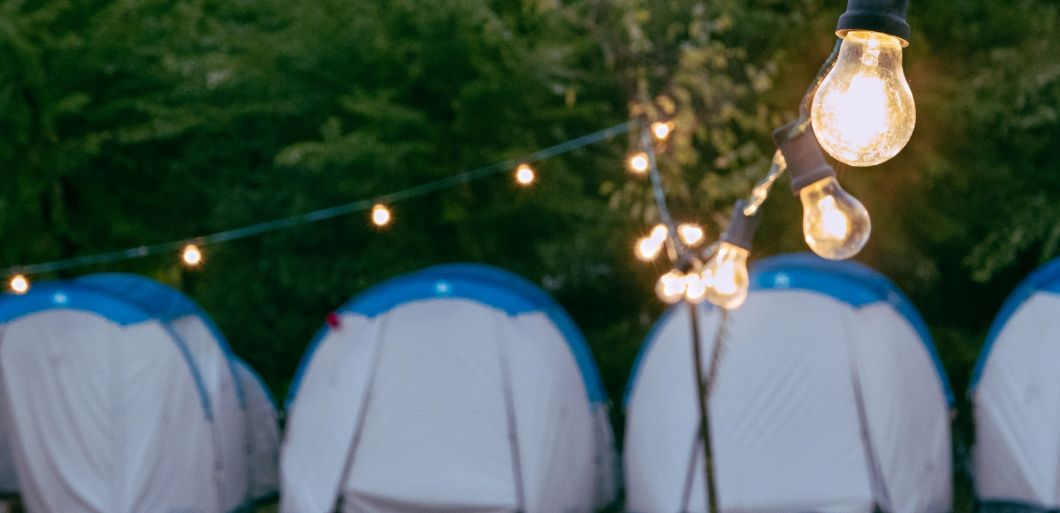 Skiddle's Guide to Accommodation at Festivals