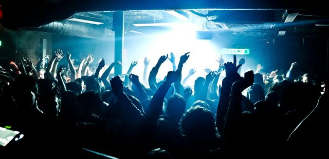 Tribal Sessions: New Year's Eve at Sankeys