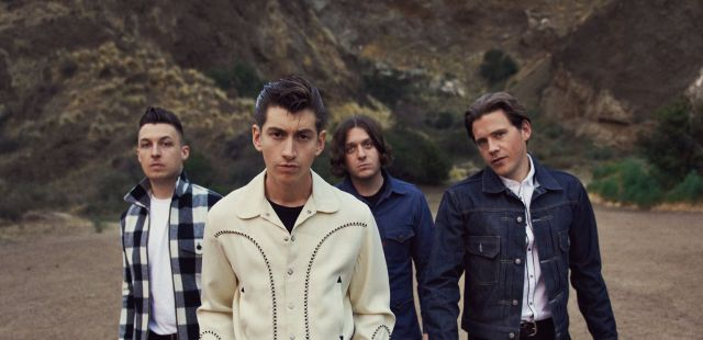 Arctic Monkeys will play Leeds and Reading 2014