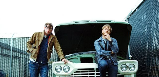 The Black Keys join Latitude Line Up