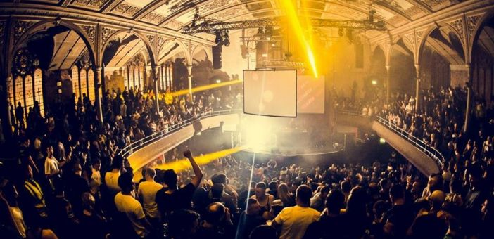 Transmission announce Albert Hall line ups