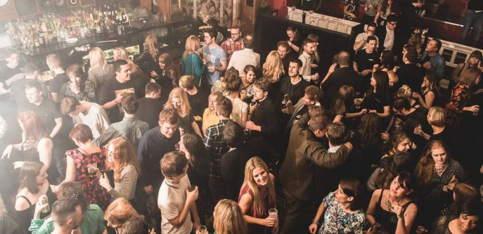 Xmas and NYE at Deaf Institute
