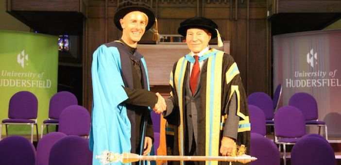 Techno Tuesday - Richie Hawtin presented with Honorary Doctorate