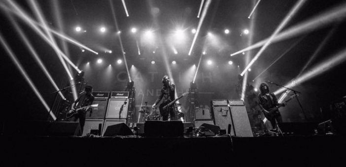 Catfish and the Bottlemen at Manchester Apollo review